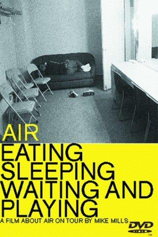 Eating, Sleeping, Waiting And Playing