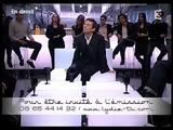Vid�o live t�l� : Leaving Beth - Live @ Ce soir ou Jamais - France 3 - Novembre 2006